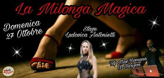 La Milonga Magica @ Arci Ballo RONCO