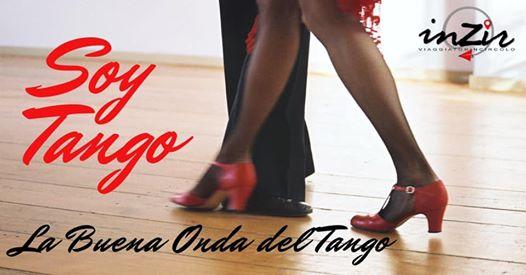 Soy Tango - Serata di Tango argentino @ INZIR - Viaggiatori in circolo