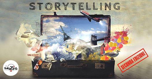 Viaggia, Immagina, Scrivi: Corso di Storytelling II° Edizione @ INZIR - Viaggiatori in circolo