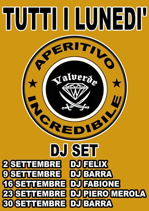 Aperitivo Incredibile @ Valverde Circolo Arci