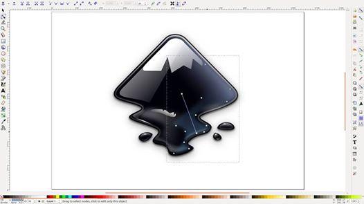 Grafica vettoriale con Inkscape @ Circolo RooT: Nerd Club, Hackerspace Romagna
