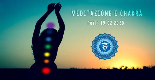 Meditazione e Chakra @  -