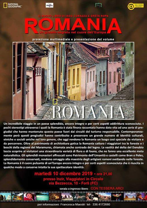 Romania di Iago Corazza e Greta Ropa @ INZIR - Viaggiatori in circolo