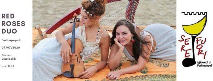 Red Roses Duo - La musica celtica a Serefuori @ Scuola di Musica Popolare di Forlimpopoli