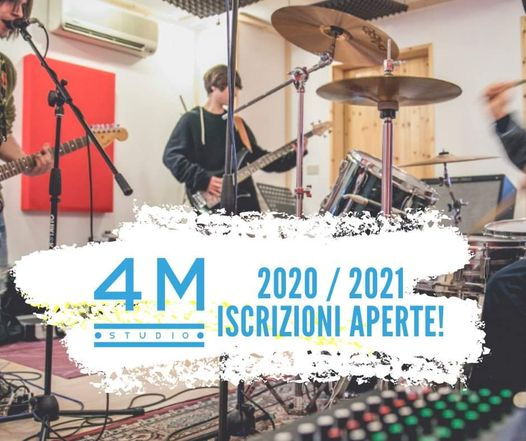Fourmusic.Studio / Open Day 2020 2021 @ Soundscape Studio
