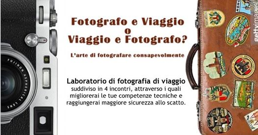 Laboratorio di Fotografia di Viaggio a Forlì @ INZIR - Viaggiatori in circolo