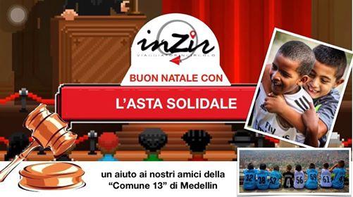 Asta Solidale - Il Natale da Viaggiatori! @ INZIR - Viaggiatori in circolo