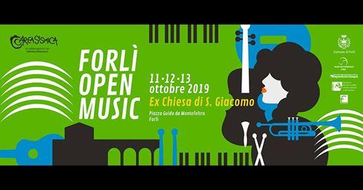 Forlì Open Music 2019 @ Chiesa di San Giacomo Apostolo dei Domenicani