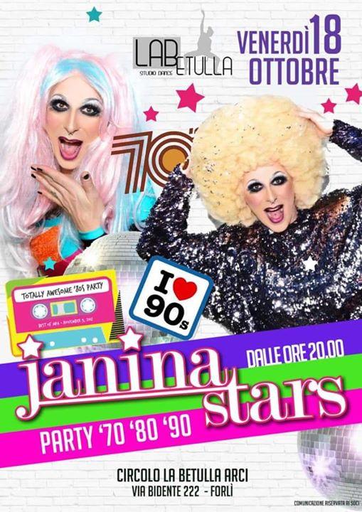 JANINA STARS @  -