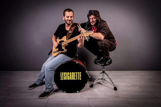 Le Sigarette live Bevitori Longevi 7/12 @ Bevitori Longevi
