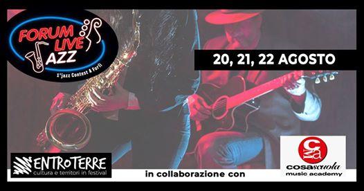 Forum Live Jazz Festival @  -