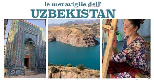 Le meraviglie dell'Uzbekistan @ INZIR - Viaggiatori in circolo