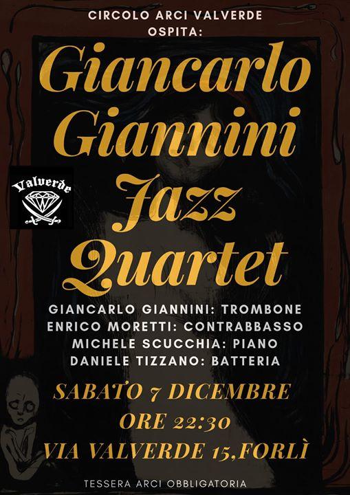 Concerto Jazz @ Valverde Circolo Arci