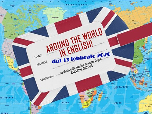 "Corso d'Inglese ""Around the World"" @ INZIR - Viaggiatori in circolo"