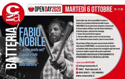 OPEN DAY Corso di Batteria @ Cosascuola Music Academy
